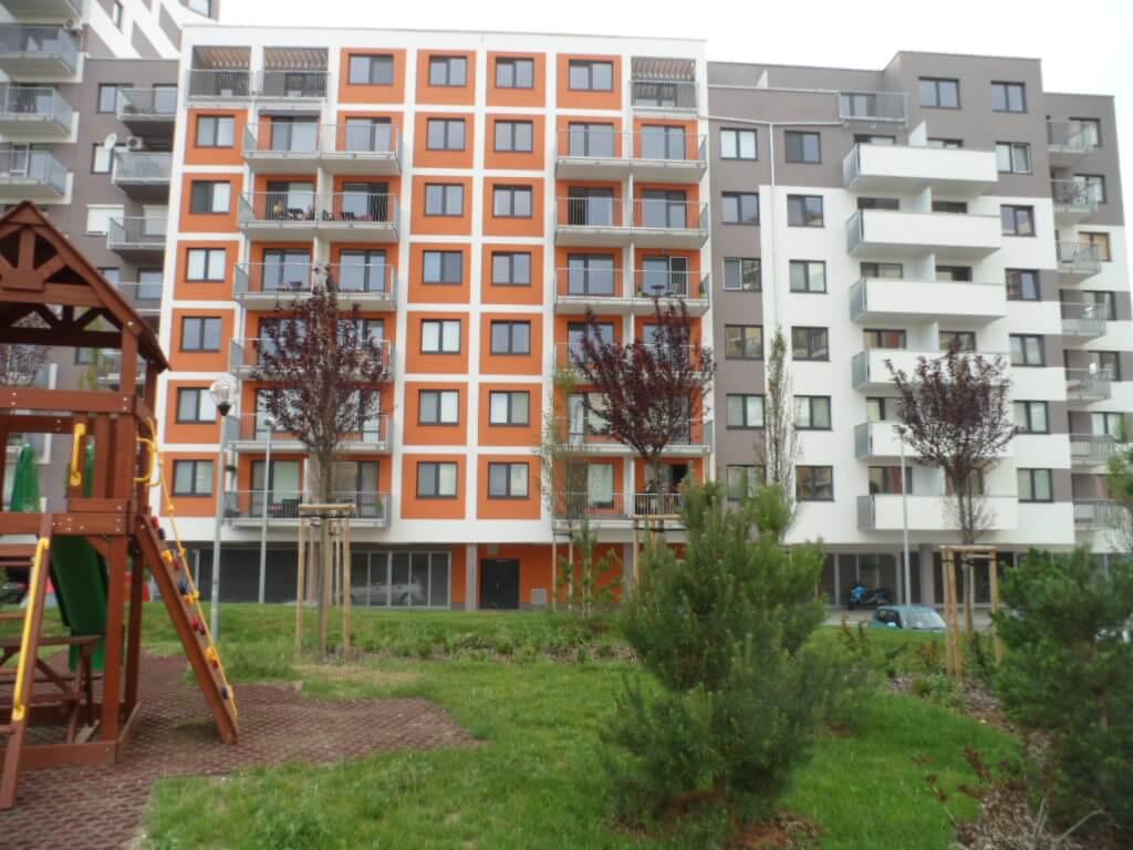 Veľmi pekný 2 izbový byt v Jégeho aleji