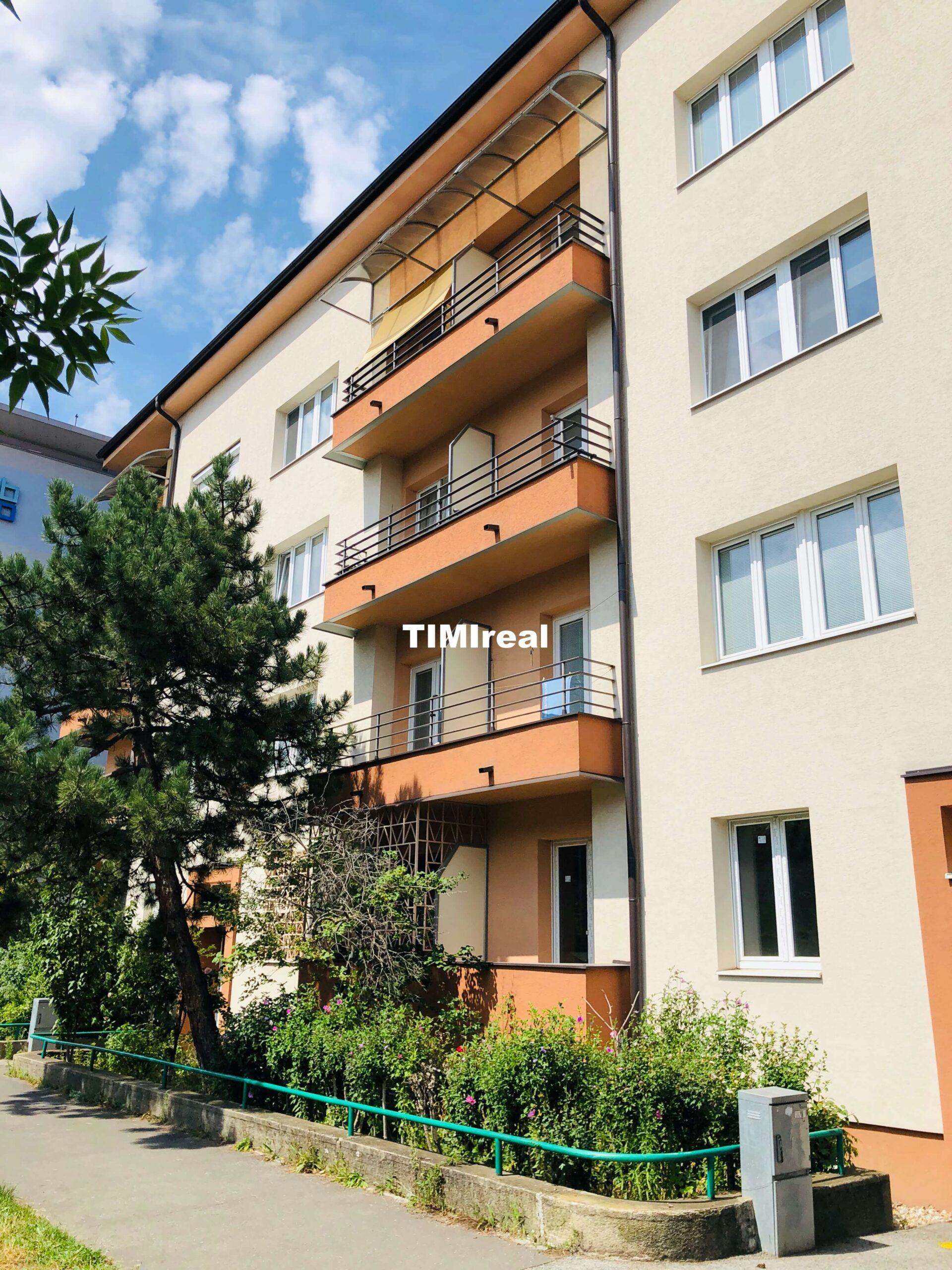 Exkluzívne na predaj 3 izb. byt Riazanská – BA časť Nové Mesto