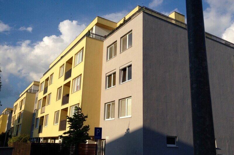 Prenájom slnečného 2-izb. bytu v novostavbe s loggiou
