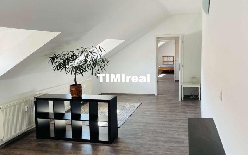Predaj veľkého atypického 2-izb. bytu na hranici STARÉHO MESTA